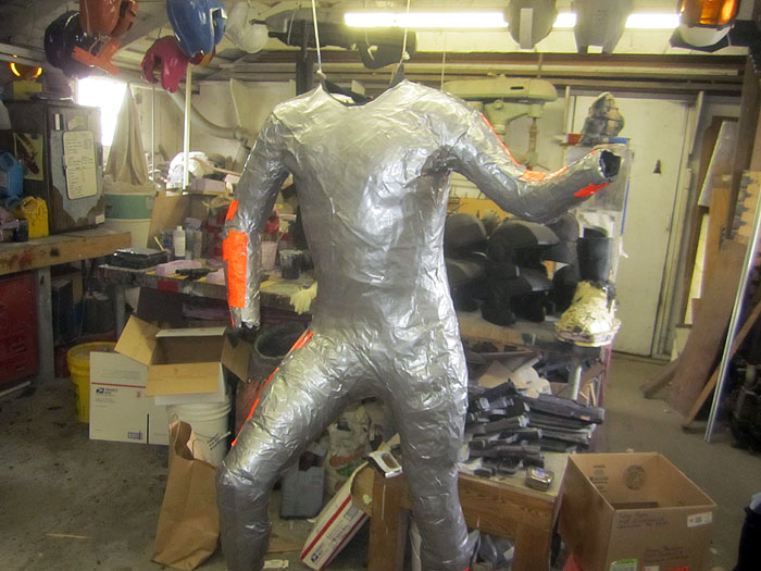 Duct Tape Dummy