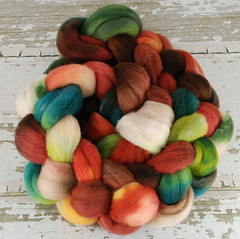"""Namibia SO"" 4.25 oz BFL Fiber (TESTER)"