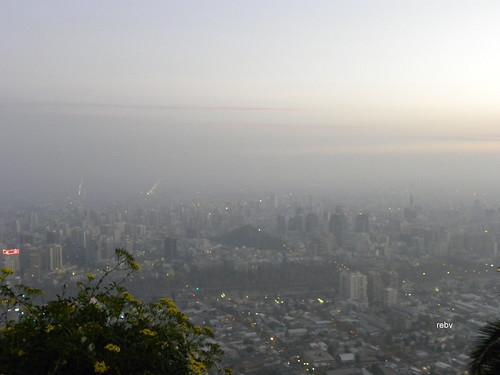 Santiago contaminado