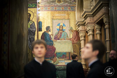 14  2014,      -- / 14 March 2014, Liturgy of the Presanctified Gifts in the Church on Spilt Blood (spbda) Tags: prayer christian orthodox bishop liturgy spb spbda spbpda
