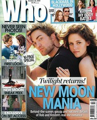 Who Magazine (Luuuucia:)) Tags: robertpattinson kristenstewart kstew bellaswan rpattz