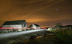 A53, Upper Hulme (jpw2008) Tags: longexposure light sky night nikon traffic trails staffordshire lightroom 18105 d90 a53 upperhulme