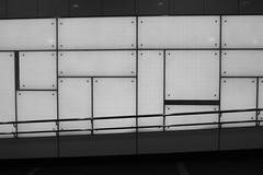 light panel (RICOH GR-DIGITAL II) (potopoto53age) Tags: light blackandwhite bw monochrome japan digital underpass tokyo blackwhite panel 28mm gr passage grdigital shinjyuku ricoh f24 blackwhitephotos lightpanel flickraward grdigital2 ricohgrdigitalii28mmf24