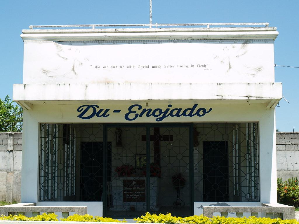 The Du-Enojado Family Mausoleum