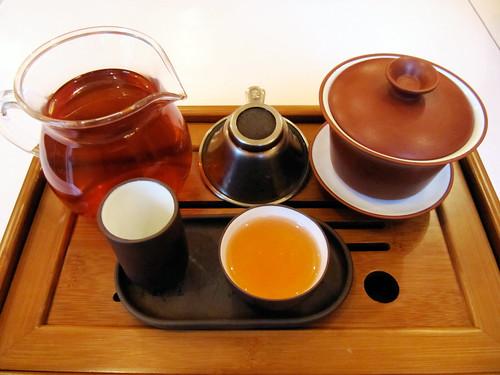 Song Fang Maison de thé