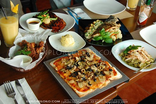 Bourbon Street Grill and Bar   A must try in Iloilo; included in Best Restaurants Guide 2009 by Philippine Tatler