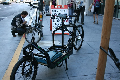 Bullit truck bike
