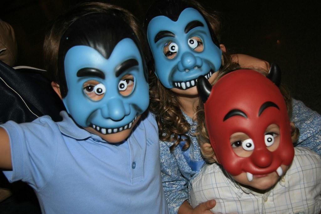 sobrinos de halloween