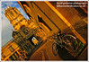 Tilting in Oxford (davidgutierrez.co.uk) Tags: oxford christchurch college colors bike cathedral universityofoxford theunforgettablepictures soe mywinners sony dt 1118mm f4556 sonyalphadt1118mmf4556 sonyα350dslra350 cities architectural photography metropolis centre center municipality structure edifice geotagged architektur building buildings spectacular impressive sensational 350 photo image cites cityscapes alpha architecture cityscape urban arquitectura city
