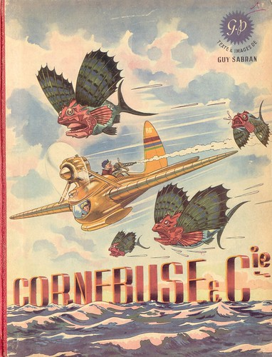 1945, Cornebuse et cie by Guy Sabran