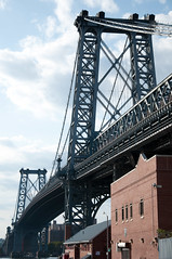 Williamsburg Bridge by hankjames215, on Flickr