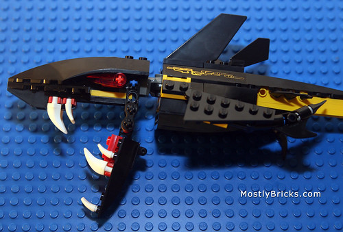 LEGO 8058 Atlantis Guardian Deep Shark