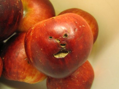 Happy apple!