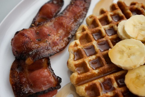 Weekend Waffles!
