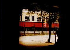 (GabrielNuez) Tags: color train tren nikon highcontrast nikkor nikonf3 gabrielnuez