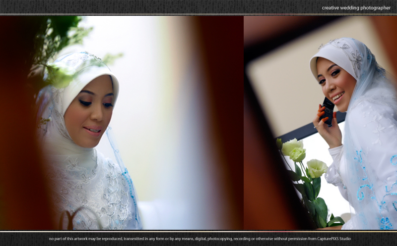 Wedding - Shahrizal & Aishah