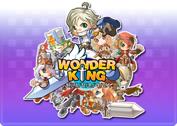 wonderking korea logo
