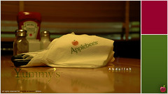Yummy's (Abdulla Attamimi Photos [@AbdullaAmm]) Tags: food apple table photography restaurant photo yummy nikon applebees photos bees photographic napkins 2008 tissues eatery 2010 صور abdulla abdullah amm عبدالله صورة d90 tamimi التميمي مصور attamimi desamm abdullahamm abdullaamm desammcom desammnet altamimialtamimi عبداللهالتميمي المصورعبداللهالتميمي المصورالفوتوغرافيعبداللهالتميمي abdullaattamimi abdullahattamimi