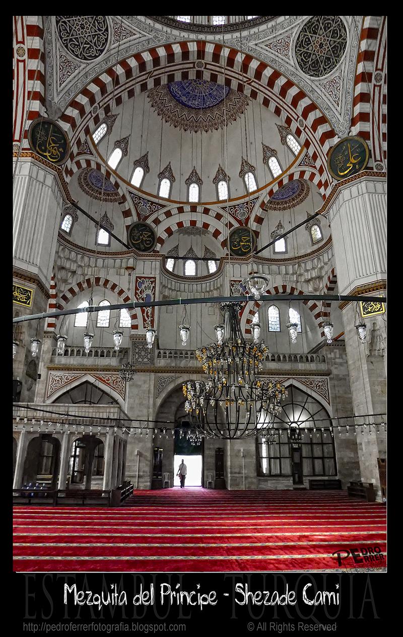 Mezquita del Príncipe - Shezade Cami