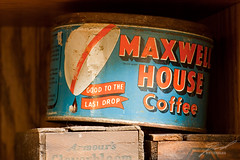 Today's Theme: Maxwell House
