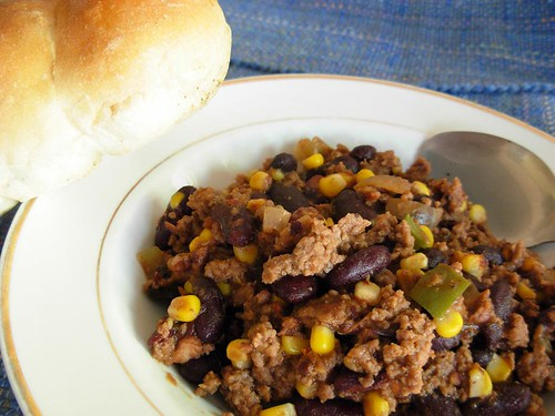Ground Beef Scramble