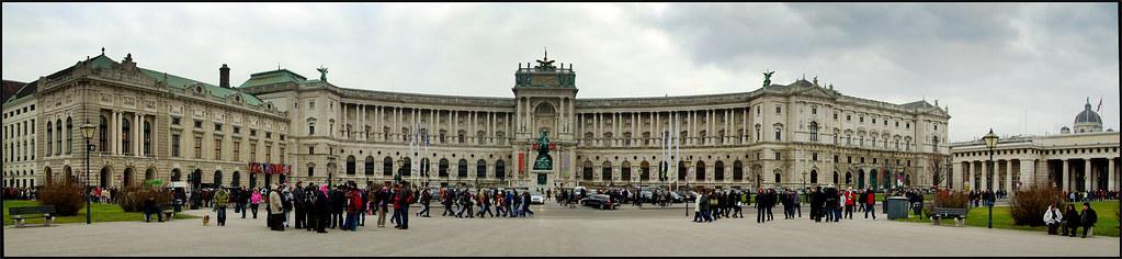 Császári palota Hofburg - Bécs