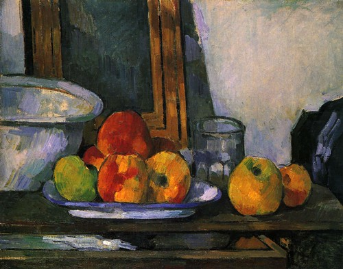Still LIfe with an Open Drawer Cezanne Wikimedia Commons