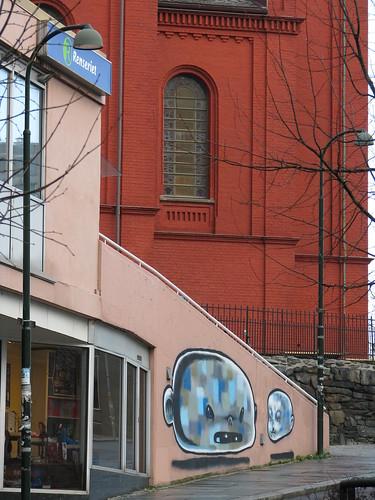 Streetart in Stavanger