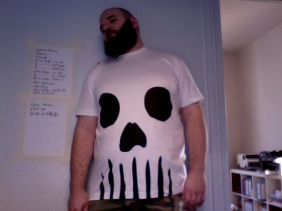 threadless bone idol tshirt Babozor