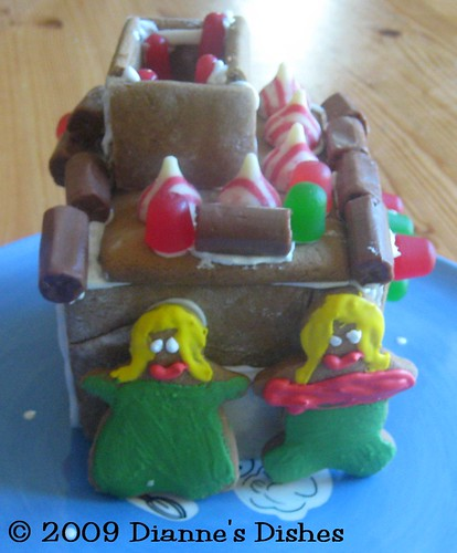 Lex's Gingerbread House