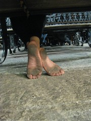 IMG_3762 (Shoeless :P) Tags: street city white sexy london gorgeous tube dirty barefoot barefeet shoeshop shoeless dirtyfeet noshoes blackfeet dirtysoles cambden filthyfeet baresoles filthydirty filthysoles publicfeet blacksoles
