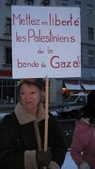 Gaza Freedom March Solidarity Action, Berlin, ...