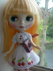 A good day to stay in and play dollies......