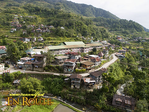 Banaue Town Riverside
