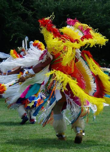 Native American Fancy Dance