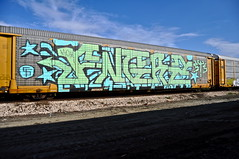 Fngrs (.Colin.) Tags: graffiti fingers freight sts fngrs fngrz