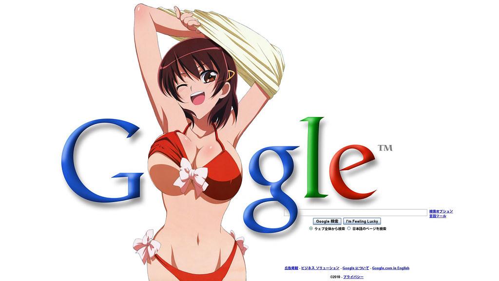 Google_JP_Anime_Girl_Wallpaper_1920x1080 HDTV 1080p