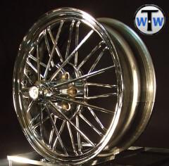 """Texan Wire Wheels 22"""" '84 standard (texanwirewheels) Tags: wheels wirewheels swangas 30spoke rimswirewheelsswangas30spoke30spokewheels"""