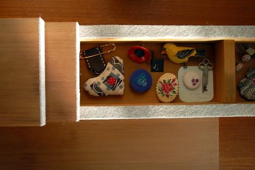 Cedar Jewellery Box
