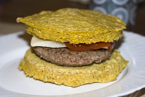 Hamburger de Dukan by hadrienl