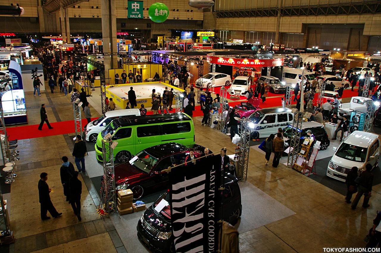 Tokyo Auto Salon 2010 001