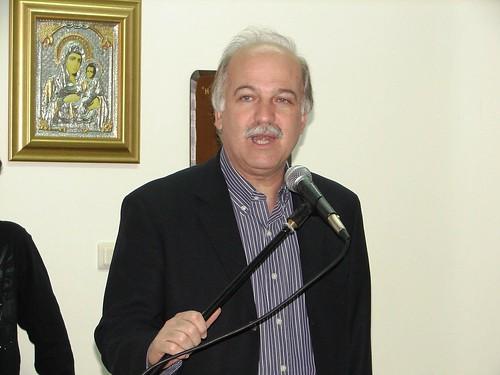 Ο βουλευτής νομού Κιλκίς κ. Γεώργιος Φλωρίδης