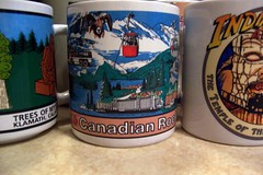 Canadian Rockies Souvenir Mug
