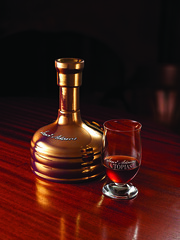 Samuel Adams 2007 Utopias & Riedel Glass