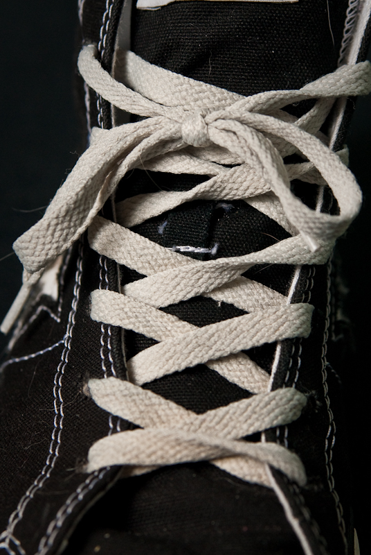 Day 120: laces