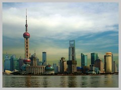 Shanghai (Frank Wuestefeld) Tags: china park city trip travel friends red vacation portrait people holiday rot art classic water silhouette festival skyline river asian fun asia shanghai expo pentax availablelight live urlaub chinese newyear lena creativecommons  pudong  bund jinmao yangtse shimao m7 nanjinglu huangpu wolkenkratzer scyscraper  chinesemusic hongkou renmin pearltvtower  expo2010 k100d  k100dsuper chinesischemusik chinaseries frankwuestefeld