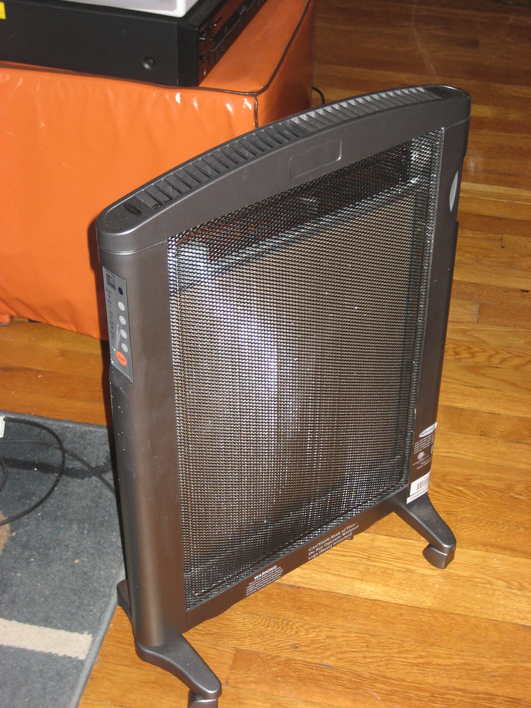Space heater-$60