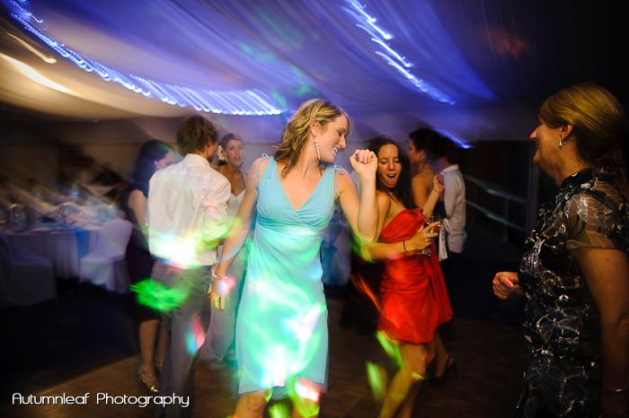 Lea and Todd's Wedding - Dancing Queens
