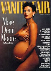 Demi Moore Vanity Fair 1991-08 (Viviona | Fashion Manufacturing and Branding) Tags: magazine covers memorable
