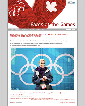 Faces of the Games